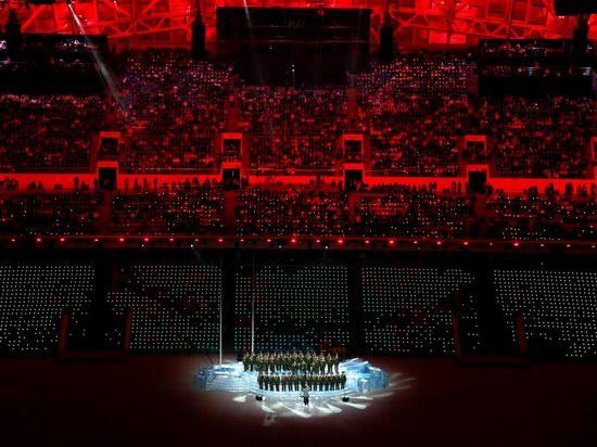 Sochi 2014 Winter Olympics opening ceremony, photo 10