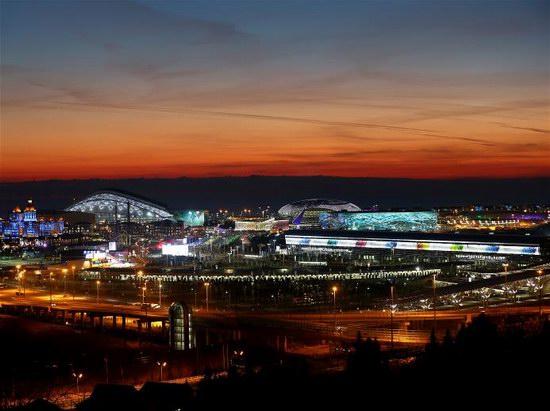 Sochi 2014 Winter Olympics opening ceremony, photo 11