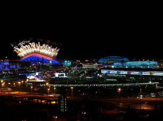 Sochi 2014 Winter Olympics opening ceremony, photo 12