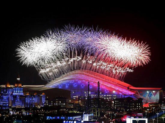 Sochi 2014 Winter Olympics opening ceremony, photo 13