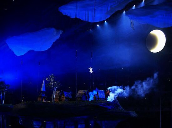 Sochi 2014 Winter Olympics opening ceremony, photo 2