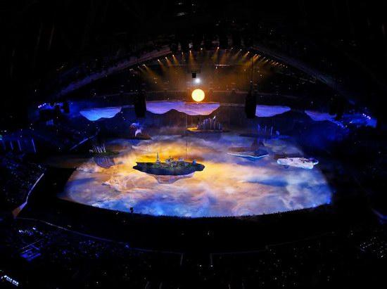 Sochi 2014 Winter Olympics opening ceremony, photo 4