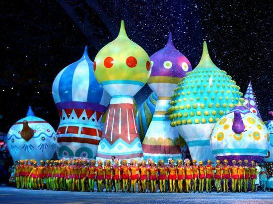 Sochi 2014 Winter Olympics opening ceremony, photo 5