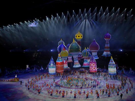 Sochi 2014 Winter Olympics opening ceremony, photo 6