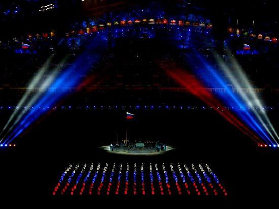 Sochi 2014 Winter Olympics opening ceremony, photo 8