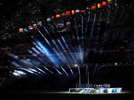 Sochi 2014 Winter Olympics opening ceremony, photo 9