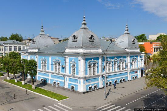 Architecture of Barnaul city, Russia, photo 13