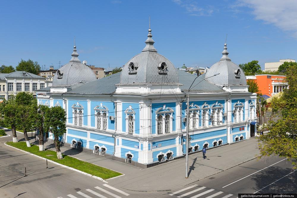 Architecture Of Barnaul City  U00b7 Russia Travel Blog