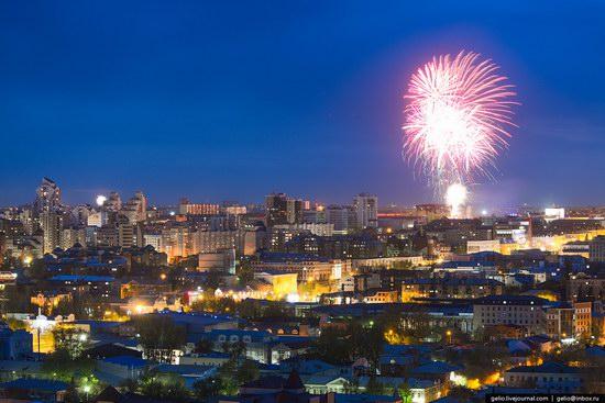 Architecture of Barnaul city, Russia, photo 24