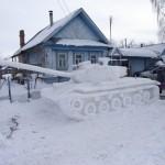 Make snow tanks, not war