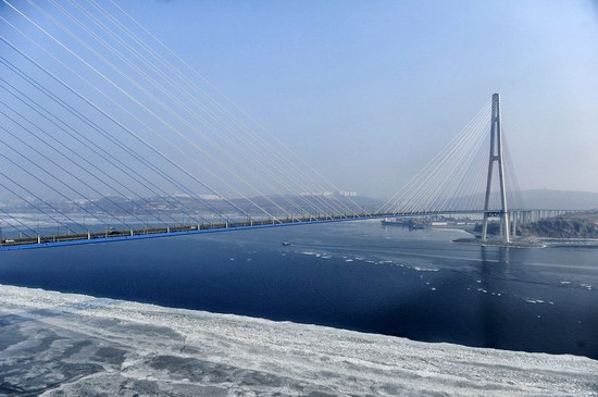 Russky Bridge, Vladivostok, Russia, photo 5