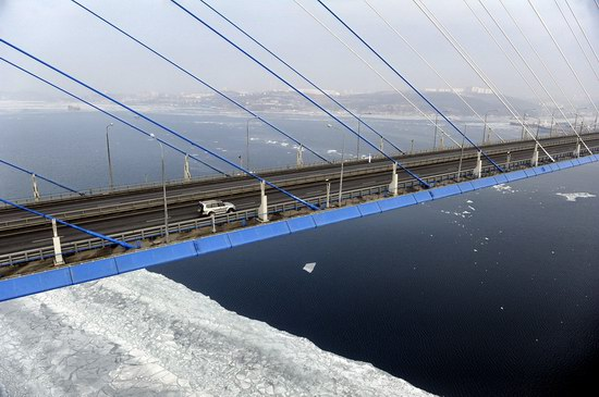 Russky Bridge, Vladivostok, Russia, photo 6