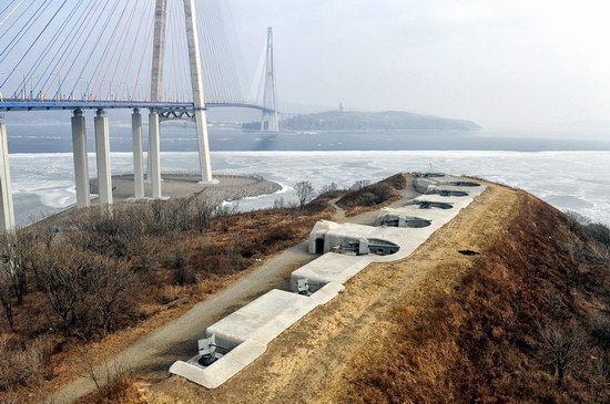 Russky Bridge, Vladivostok, Russia, photo 8