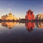 Beautiful photo of Tula – historic Russian city