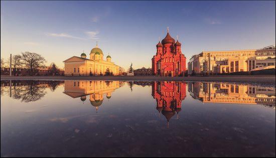 Tula city, Russia