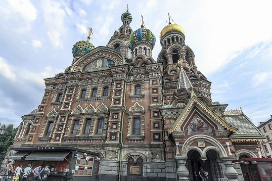 Church of the Savior on Blood, Saint Petersburg, Russia, photo 1