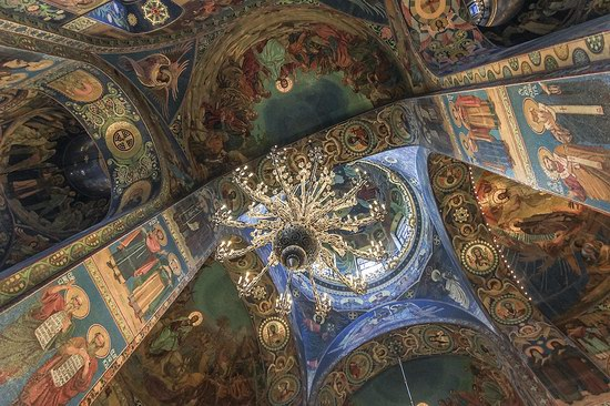 Church of the Savior on Blood, Saint Petersburg, Russia, photo 11
