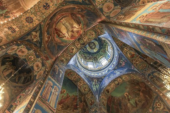 Church of the Savior on Blood, Saint Petersburg, Russia, photo 12