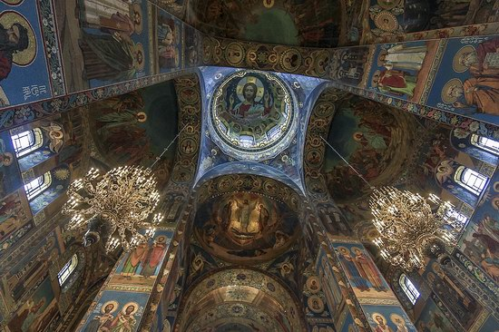 Church of the Savior on Blood, Saint Petersburg, Russia, photo 14