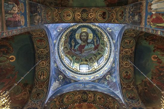 Church of the Savior on Blood, Saint Petersburg, Russia, photo 15