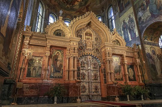 Church of the Savior on Blood, Saint Petersburg, Russia, photo 19
