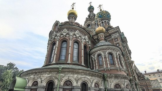 Church of the Savior on Blood, Saint Petersburg, Russia, photo 2