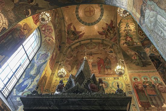 Church of the Savior on Blood, Saint Petersburg, Russia, photo 20