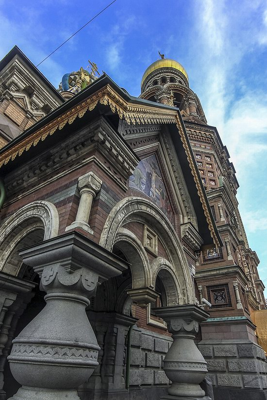 Church of the Savior on Blood, Saint Petersburg, Russia, photo 3