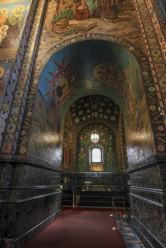 Church of the Savior on Blood, Saint Petersburg, Russia, photo 7