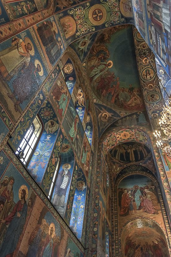 Church of the Savior on Blood, Saint Petersburg, Russia, photo 8