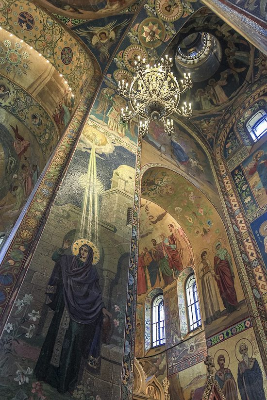 Church of the Savior on Blood, Saint Petersburg, Russia, photo 9
