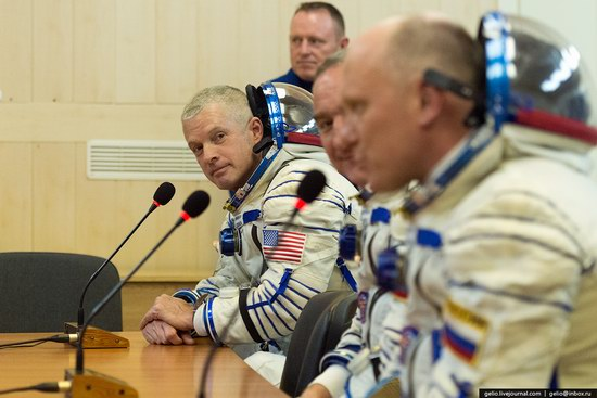 The launch of the 39th expedition to the ISS, Baikonur, photo 10