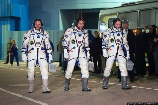 The launch of the 39th expedition to the ISS, Baikonur, photo 11