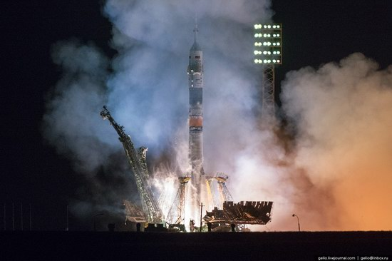 The launch of the 39th expedition to the ISS, Baikonur, photo 15