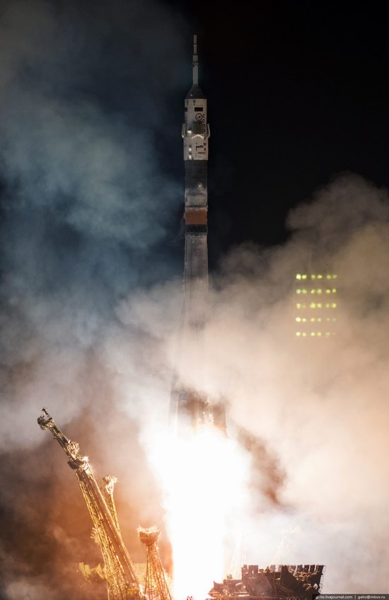 The launch of the 39th expedition to the ISS, Baikonur, photo 16