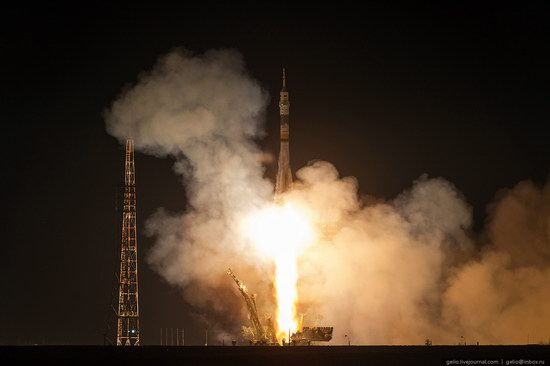 The launch of the 39th expedition to the ISS, Baikonur, photo 17