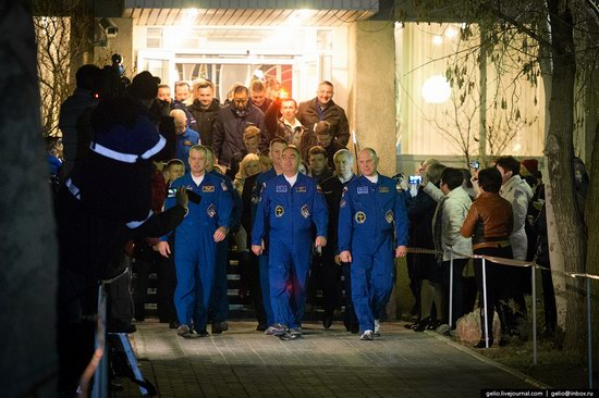 The launch of the 39th expedition to the ISS, Baikonur, photo 3