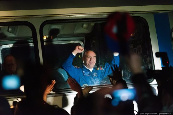 The launch of the 39th expedition to the ISS, Baikonur, photo 5