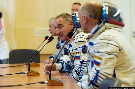 The launch of the 39th expedition to the ISS, Baikonur, photo 6