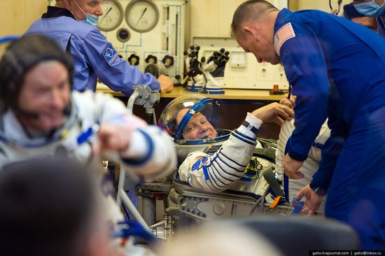 The launch of the 39th expedition to the ISS, Baikonur, photo 7