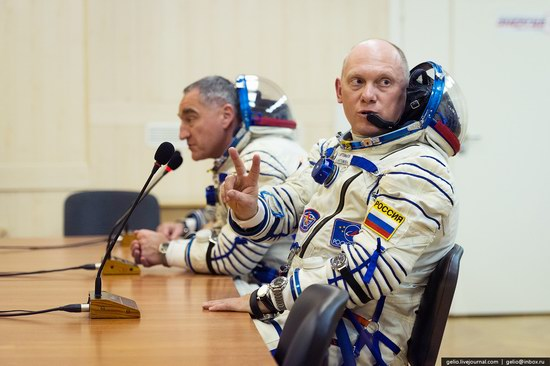 The launch of the 39th expedition to the ISS, Baikonur, photo 8