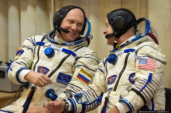 The launch of the 39th expedition to the ISS, Baikonur, photo 9