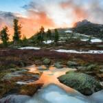 Natural Park Ergaki – a real pearl of Siberia