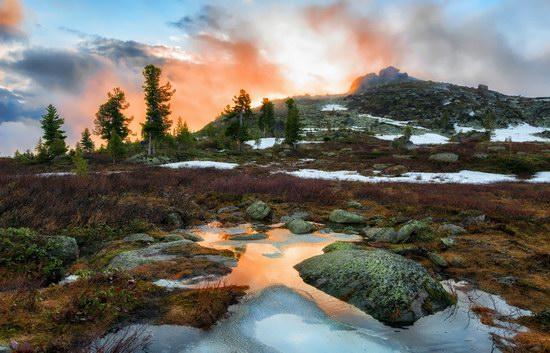 Natural Park Ergaki, Siberia, Russia, photo 1