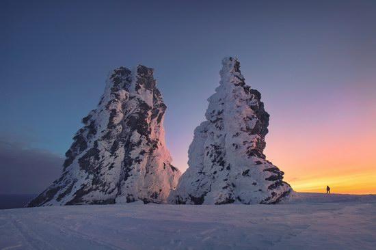 The Weathering Pillars, Komi Republic, Russia, photo 4