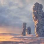The Weathering Pillars – Natural Wonder of Russia