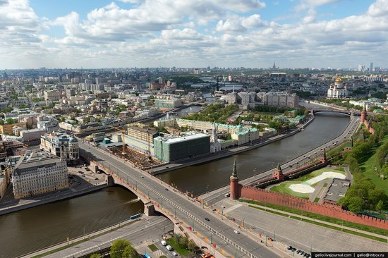 Flying over Moscow - Victory Day parade rehearsal, photo 11
