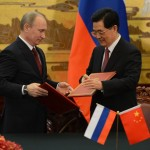 Russia and China reached an agreement on gas supplies