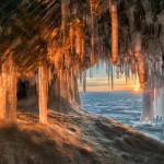 Winter Baikal – the realm of great ice and mighty winds
