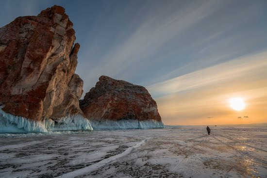 Winter Baikal Lake, Russia, photo 13